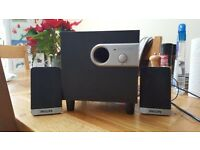 Philips multimedia speakers model SPA 1300/00 in good condition