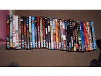 Joblot of DVDs (35 DVDs)