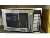 Sharps R24AT commercial microwave oven