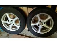 4x108 14s alloy wheels