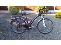 electric bike BH EMOTION 2year old as new cost £2000 new Bargain £595 no offers tel 01745886784