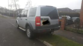 Land Rover discovery 3 tdv6 hse 4x4