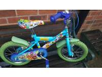 Kids Moshi Monsters Bike