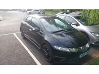 Honda Civic 1.4 I-DSI SE 5dr Manual (139 g/km 82bhp) MOT 21/06/18, 6 speed economic, cheep to insure