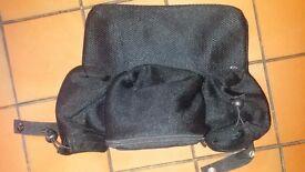 Pram Travel bag, personalised ' Reuben ', from red kite