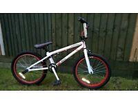 GT Slammer BMX style bike
