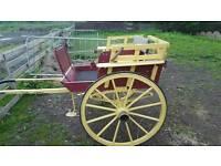 Pony market cart