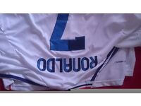 Real madrid size l and xxl