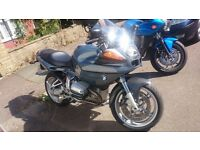 BMW R1100S immaculate condition!