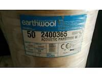Earthwool Acoustic Roll