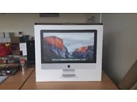 """Apple IMAC """"Core 2 Duo"""" 2.4 21.5-Inch (Early model 2008) Clean and Tidy with keyboard and mouse"""
