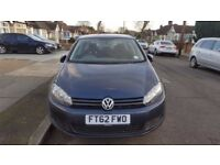 Volkswagen Golf 1.2 TSI BlueMotion Tech S Hatchback 5dr (start/stop) 1.2 Rare Very ECO GOLF