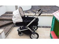 My4 Mothercare Travel System (inc car seat)