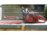 Jonsered/husqvarna 2165 turbo large chainsaw cost £700+ lovely condition