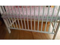 Cot bed from very