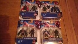 Marvel civil war miniverse