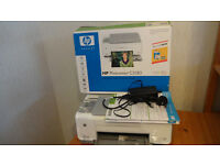 HP photosmart C3180 all in one printer, as new