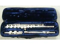 Trevor James TJ10xiii Flute with original Case (Was £500 when new)