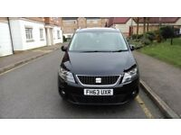 Seat Alhambra 2.0 TDI Ecomotive CR SE 5dr 2014 (63) ( Not Sharan / Galaxy / Prius / Smax ) £11950