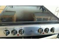 NEW WORLD NW601EDO 60CM FREESTANDING ELECTRIC DOUBLE OVEN COOKER
