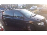 Chrysler voyager , Spare and repair ,Automatic leather interior