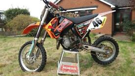 Ktm 85 small wheel 2011 , very well look after bike serviced regularly