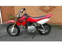 Honda CRF50 2005