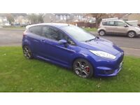 2015 65 plate, ford fiesta st-3 turbo 215bhp mountune,low miles,hpi clear,bargain £8995,may take p/x