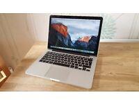 "Apple MacBook Pro 13"" Retina - Core i5 2.4 ghz -Office, Logic Pro X and Final Cut Pro"