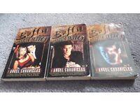 Angel Chronicles (BTVS) books x3