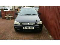 2002 Vauxhall Astra 1.6 sxi 3 door black