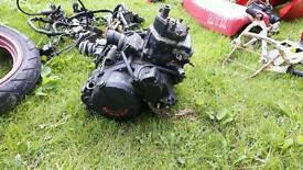 Honda NSR Parts
