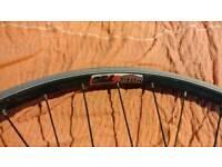 "Matrix 26"" mountain bike wheels"