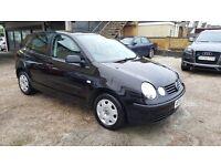 2004 Volkswagen Polo 1.2 E 5dr / ONE OWNER / NEW MOT / HPI /