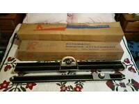 Vintage Knitmaster & Ribbing Machine