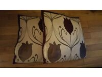 FREE Feather Cushions (Split in places) x2