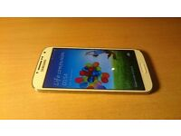 SAMSUNG GALAXY S4 GT-I9505 16GB WHITE (Unlocked)