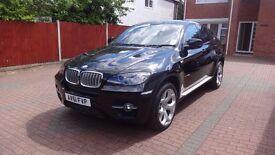 BMW X6 - FULL BMW SERVICE HISTORY