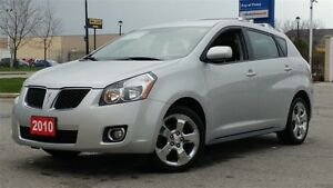 2010 Pontiac Vibe Base PWR GRP, A/C, ONE OWNER, NO ACCIDENT,...