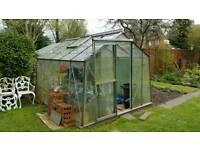 Greenhouse 10 x 8