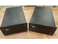 Avondale M103S monoblock power amplifiers