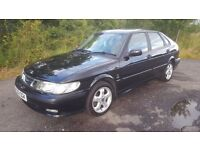 Saab 9-3 TURBO Se *Quick Comfortable & Reliable** Service Records**MOT NOVEMBER**Must See @ £695!!