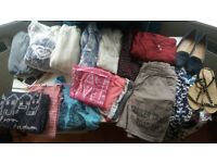 Bag of WOMENS / GIRL CLOTHES (SIZE: S)
