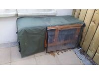 Upgraded Rabbit Hutch for SALE