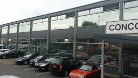 CONCORD BUSINESS CENTRE, NEW BASFORD, NOTTINGHAM