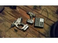 Panasonic batt powered drills / charger