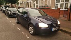 Volkswagen Golf 1.6 FSI Sport 5dr (115HP) 6 Speed.** (BRAND NEW MOT AND JUST BEEN SERVICED.)*