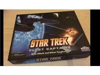 Star Trek fleet captains complete game