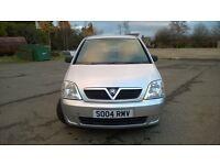 BARGAIN!! NEGOTIABLE PRICE!! Vauxhall Meriva, Semi-Auto, 1 Full year MOT