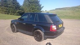Range Rover Sport 2.7 TDV6 S Only 102K WILL PX Type R Impreza Evo VXR ST